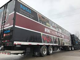 Special Trailers Deliver Wounded Warriors Message - Truck News Lexington Kentucky Aths National Truck Show 2018 The Ending Youtube Freight Semi Truck With Fried Chicken Kfc Logo Driving Home Used 1998 Kentucky 53 Moving Van Trailer For Sale In Forsale Best Used Trucks Of Pa Inc Whayne Louisville Bowling Green Ky Western Star 2004 Clean West Coast Trailers 2001 15 Horse Trailer For Sale Doylemanufacturingcom Mobile Clinic Clinic Treatment 1999 Moving Van Trailer Item G4045 Sold Se