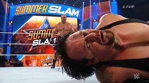 Curtain Call Video Wwe by Undertaker Vs Brock Lesnar Summerslam 2015 Full Match Hd Wwe
