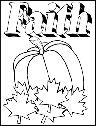 Pumpkin Patch Coloring Pages Printable by Faith Coloring Pages Chuckbutt Com
