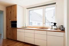 neue küche aus welchem material