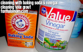 cleaning with baking soda vinegar grout saver the simple parent
