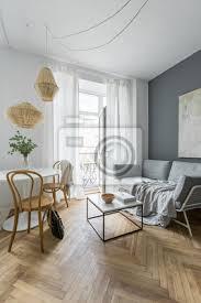 scandi wohnzimmer bilder myloview