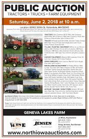 100 Three Lakes Truck Midwestauctioncom AC Tractorstillageplantingharvest Equipment