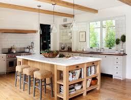10 Creative Ways To Transform Kitchen Islands Designs With Seating