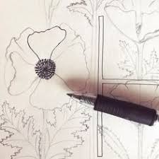 Sarah Mottaghinejad Is Raising Funds For Botanical Inklings On Kickstarter Enter The Coloring Book Paint Ink Watercolor Pastels