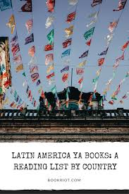 First This List Does Not Include YA Authors Who Identify As Latinx American Instead Its Limited To Books Which Are Set In Latin Countries