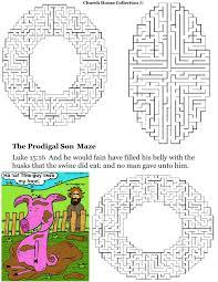 The Prodigal Son Maze