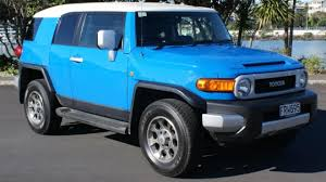 Toyota FJ Cruiser 2011 Car Review | AA New Zealand