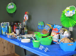 Several Food Stations At The Garbage Truck Birthday Complete With ... Garbage Trucks And Street Sweepers Birthday Truck Rileys 4th Cake Kids Pinterest Homemade Ideas Liviroom Decors Monster Party Supplies Targettrash Suppliesgame Dump Truck Theme Party 14 2012 In Dump Favor Bags Birthday Signgarbage Custom Made By Cstruction Favorsdump Craycstruction Boy Mama Teacher A Trtashy Celebration A Seaworld Mommy Trash Photo 1 Of 17 Catch My The Mamminas