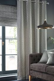 Gray Chevron Curtains Uk by Best 25 Small Eyelet Curtains Ideas On Pinterest Country Eyelet