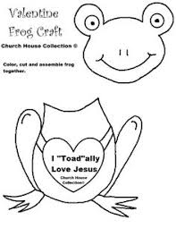 Church House Collection Blog I Toadally Love Jesus Frog Valentine Heart