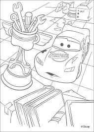 Lightning Mc Queen Coloring Page Color Online Print