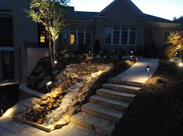 Outdoor Landscape Lighting Ideas Awesome Exterior And Raleigh 4 22