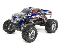 Stampede 1/10 RTR Monster Truck (Blue) By Traxxas [TRA36054-1-BLUE ... Tra560864blue Traxxas Erevo Rtr 4wd Brushless Monster Truck Custom Jam Bodies The Enigma Behind Grinder Advance Auto 2wd Bigfoot Summit Silver Or Firestone Blue Rc Hobby Pro 116 Grave Digger New Car Action Stampede Vxl 110 Tra36076 4x4 Ripit Trucks Fancing Sonuva Rcnewzcom Truck Grave Digger Clipart Clipartpost Skully Fordham Hobbies 30th Anniversary Scale Jual W Tqi 24ghz