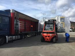 100 Wood Gasifier Truck Biomass Power Plant For Austria Burkhardt Energy