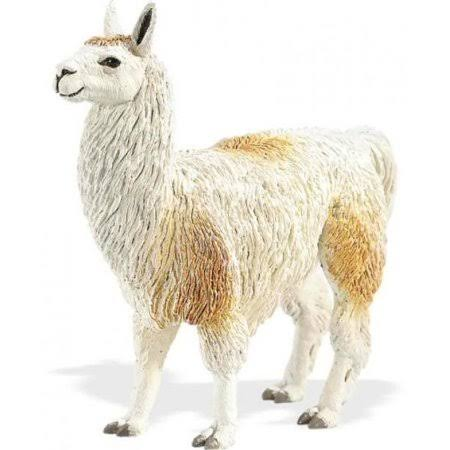 Safari Ltd Wildlife Toy Figure - Llama Replica