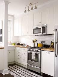 Ikea Kitchen Ideas Pinterest by Best 25 Small White Kitchens Ideas On Pinterest Subway Tile