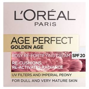 Loreal Paris Age Perfect Golden Age Day Cream - SPF 15, 50ml