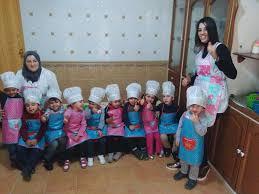 atelier cuisine en creche l atelier cuisine de la section la crèche goutte de