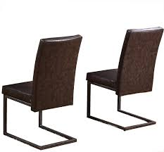 Amazon.com - Best Quality Furniture D53SC Brown Dining ...
