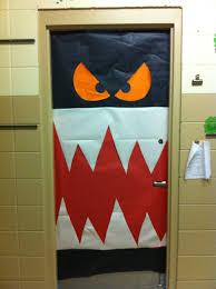 halloween classroom door decoration classroom pinterest