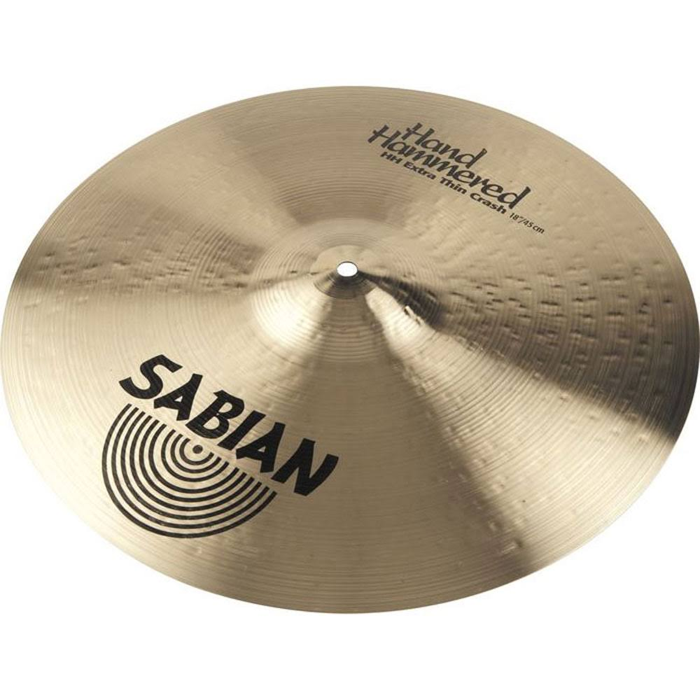 Sabian HH Series Extra Thin Crash Cymbal 17""