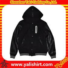 manufacturer baseball jackets for men custom baseball jackets