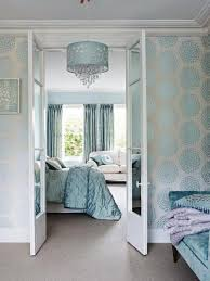 Ashleys Coco Wallpaper Printed In Duck Egg Mica I Love It For Feature Living Room Wall