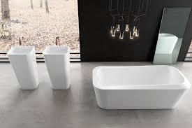 badezimmer in schwarz und weiß bild 3 schöner wohnen