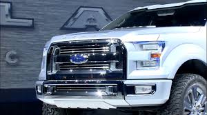 100 Ford Atlas Truck Concept Reveal The Future F150 YouTube