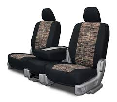 Buy Custom Seat Covers - Nissan Titan 40-20-40 - Neoprene & True ...