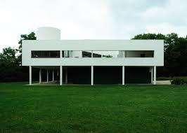 100 Modernist House Design Le Corbusiers Villa Savoye Encapsulates The Style