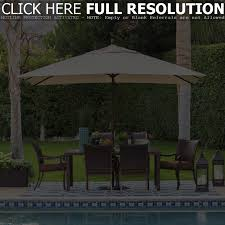 Patio Umbrellas Walmart Canada by Apontus Offset Wall Mount Patio Umbrella Home Outdoor Decoration