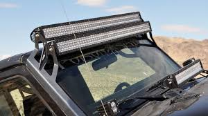 100 Led Truck Light Bar The RoofMounted LED Is The Cab Visors Cousin The Drive