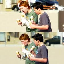100 Rupert Grint Ice Cream Truck My First Ambition Was To Become An Icecream Man Which Is Why I