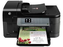 HP ficejet 6500A e All in e Printer series E710