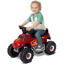 Radio Flyer Monster Truck With Lights And Sounds 6V Battery Operated ... The Top 20 Best Ride On Cstruction Toys For Kids In 2017 Battery Powered Trucks For Toddlers Inspirational Power Wheels Lil Jeep Pink Electric Toy Cars Kidz Auto Little Tikes Princess Cozy Truck Rideon Amazonca Ram 3500 Dually 12volt Black R Us Canada Foot To Floor Riding Toddlers By Beautiful Pictures Garbage Monster Children 4230 Amazoncom Kid Trax Red Fire Engine Games Gforce Rescue Toddler Remote Control Car Tots Radio Flyer Operated 2 With Lights And Sounds