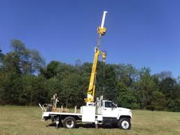 Gmc Bucket Trucks / Boom Trucks In Michigan For Sale ▷ Used Trucks ...