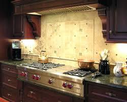 installing travertine tile backsplash kitchen designs tile from