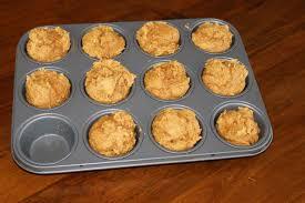 Panera Pumpkin Muffin Nutrition by Pumpkin Muffins Two Ingredients Momcrieff