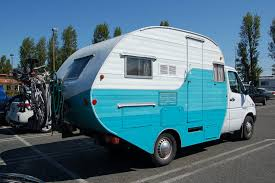 The Twister Truck Based Trailer Camper Is A Great Looking 1950s Style Oval Installed On
