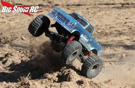 100 Mad Truck Kyosho Crusher VE Review Big Squid RC RC Car And News