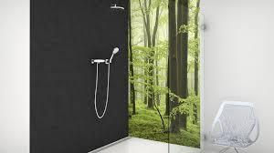 schöne glaswand im bad krenn waidhofen die badgestalter