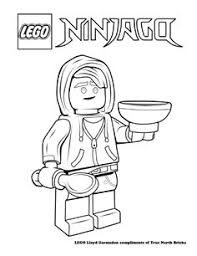 Ninjago Lightning Dragon Coloriage 281794 Lloyd Coloring