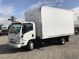 2018 Isuzu NPR HD Box Truck For Sale | Carson, CA | 1002035 ...