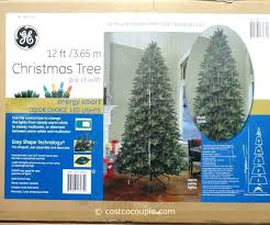 75 Pre Lit Christmas Tree Medium Size Of Great Feet Led In Home Improvement