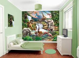 Jungle Bedroom Theme