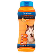 Do All Big Dogs Shed by Pro Sense Odor Eliminating Apricot Shed Control Shampoo 20 Fl Oz