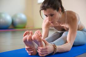Download Yoga Workout Stock Photo Image Of Energy Feet Asana