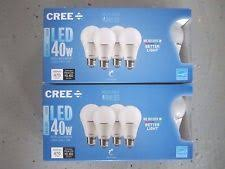 to 32 cree 40w equivalent daylight 5000k a19 dimmable led